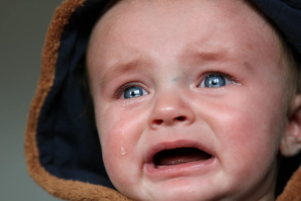 Baby oververmoeid symptonen