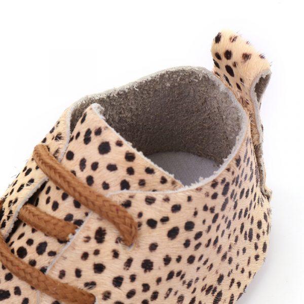baby schoentjes luipaard