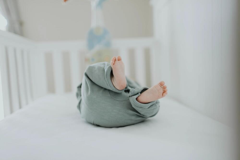 Slaapregressie bij baby en kindje van 1 of 2 jaar