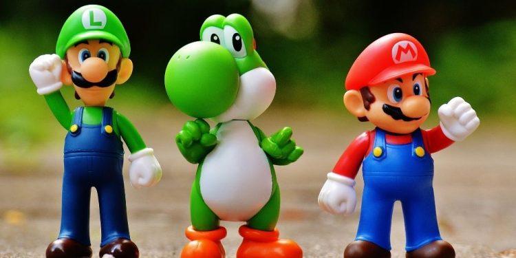 Personages Super Mario