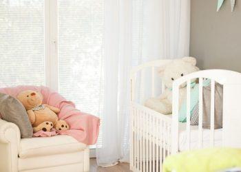 Vier verschillende soorten gordijnen voor in de kinderkamer