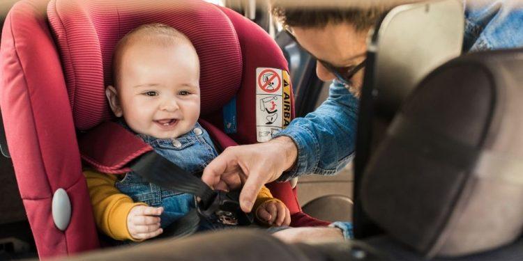 baby vervoeren auto